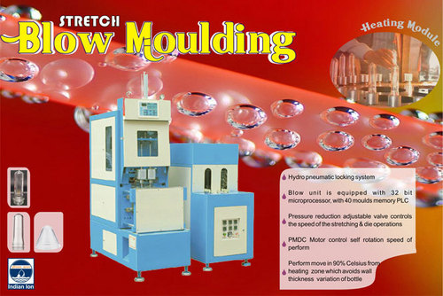 Bottle Blow Moulding Machine