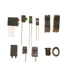 Led Indicators And Pcb Mounting Accessories