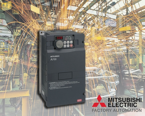 Variable Frequency Drive FRA740 ,MAKE MITSUBISHI