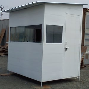 Portable Secuirty Cabin