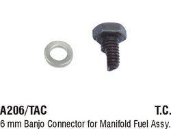 A206 Banjo Connector