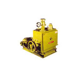 Oil Sealed High Vacuum Pumps