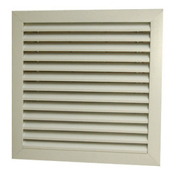 Fresh Air Louvers For Ventilation