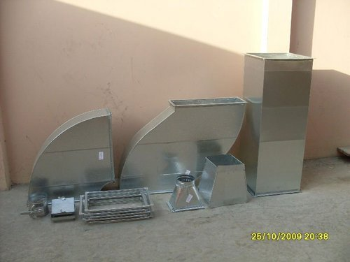 High Quality Ventilation Ducts