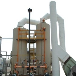 Industrial Fume Scrubbers