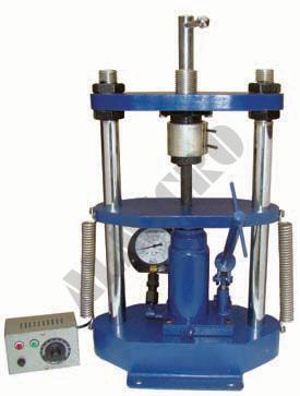 Metallography Specimen Mounting Press (Mmp-10)