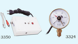 Minimum Contact Gauges And Gas Failure Alarm For Pipelines