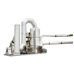 Vertical Flow Packed Bed Fume Scrubbers