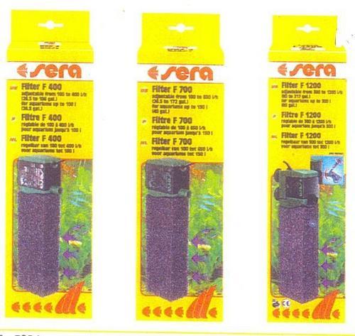 Aqua Internal Filters