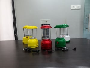 Emergency Lamp with Mobile Charger