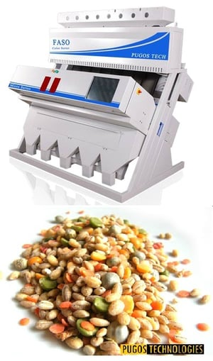 Color Sorting Equipment