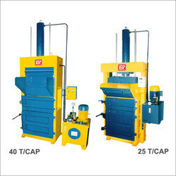 Hydraulic Bailing Press For Plastic Bottles