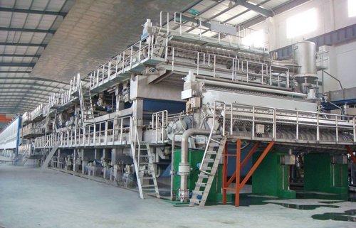 Paper Machine Erector (Service) - Shubham Engineering