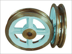 Bucket Elevator Wheels