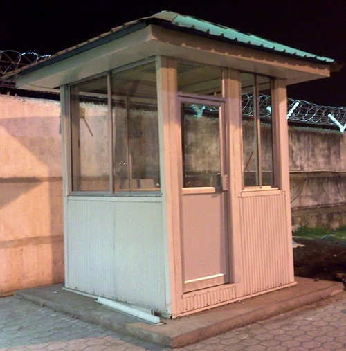 Security Guard Hut