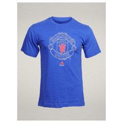 Manchester United Blues T-Shirt