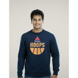 Athletic Navy Sweatshirt