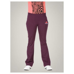 Berry Lycra Track Pants