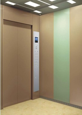 Passenger Elevator With Gearless Machine