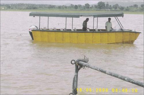 Twenty Five Seater Motor Boat