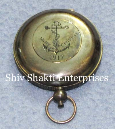 Push Button Compass