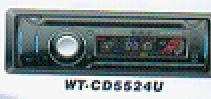 Car CD Player (WT-CD5524U) in  Rajouri Garden