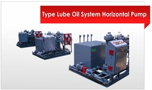 Lub Oil Systems Horizontal Pump