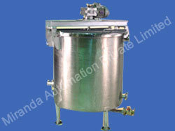 Fat And Lecithin Handling System