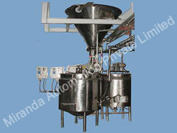 Sugar Syrup Making System