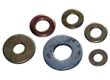 Car Plain Washers