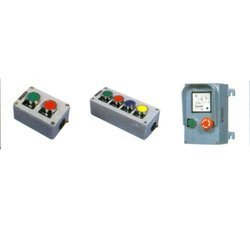 Custom Built Push Button Stations And Junction Boxes