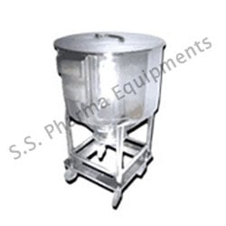 SS IPC Container