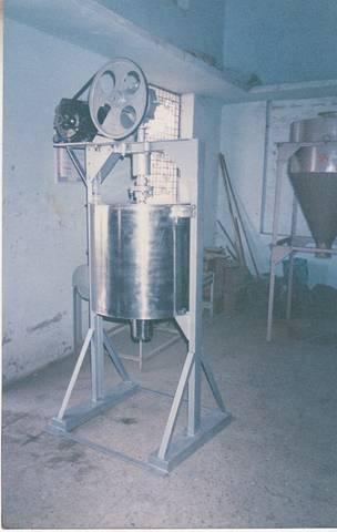 Vertical Mixer Machine
