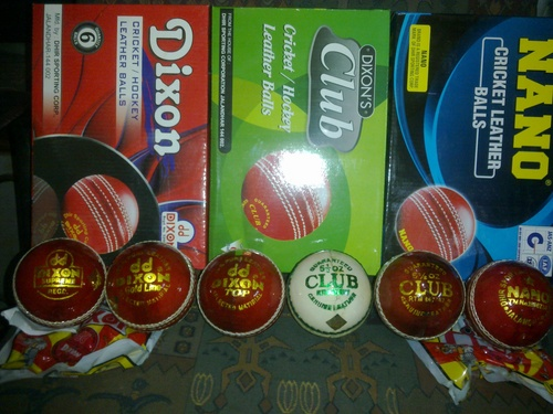 Cricket Balls in  Basti Sheikh