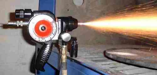 Flame Spray Services (Wire & Powder)