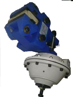Spring Applied Pneumatic Released Brakes