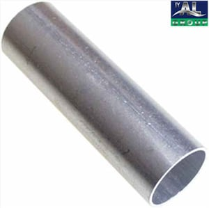 Extruded Aluminum Tube for AC