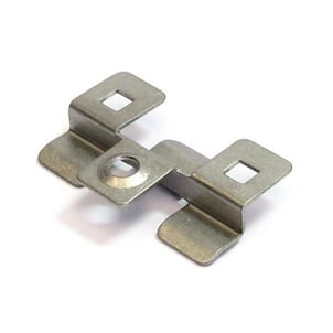 High Precision Customizable Stainless Steel Stamping Components