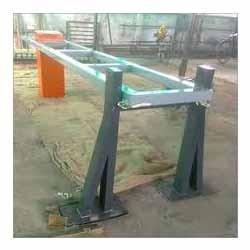 Automatic Crash Resistant Barrier