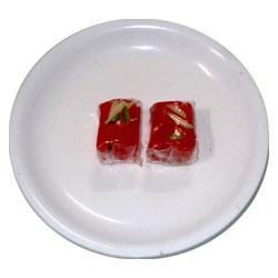 Badami Pureghee Sweets