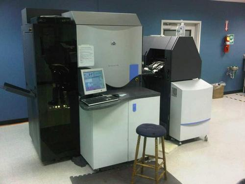 HP Indigo Press (3050 4 Color Digital Printing)