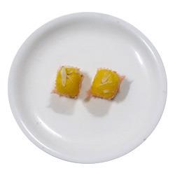 Malai Peda Milk Sweets