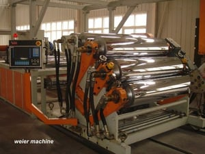 Pp, Ps, Abs Sheet Extrusion Line