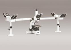 Weswox Penta Head Teaching Microscope