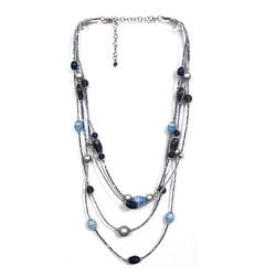 Fashion Bead Necklace For Girls
