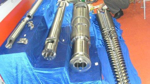Extrusion Machine Barrel Skd61