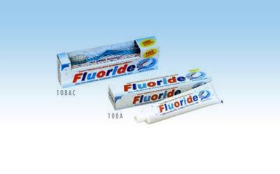 Fluoride-Freshmint Toothpaste