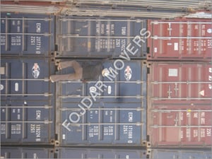 Heavy Duty Port Container Cranes On Rent