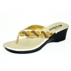 02b2c70dec64b6 Synthetic Ladies Sandal in Surat