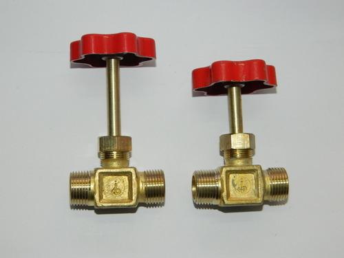 Brass Needle Control Valve